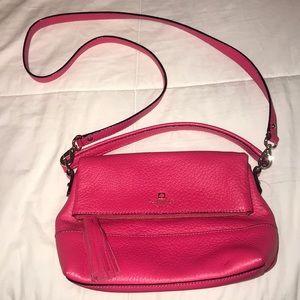 Hot pink Kate Spade purse!